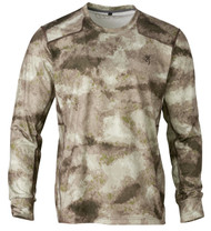Hell's Canyon Speed Plexus Mesh Shirt Long Sleeve in ATACS Arid/Urban