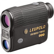 Leupold & Stevens RX-1600I TBR with DNA Digital Laser Rangefinder in Black/Gray