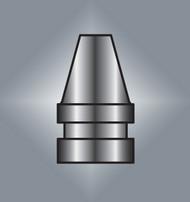 Pistol Bullet Mould 4 Cavity: 9mm - #356402