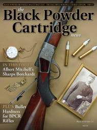 Black Powder Cartridge News Subscription