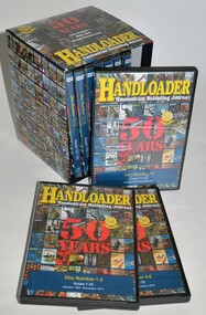 Handloader- The Complete 50 Years DVD ROM