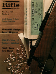 Rifle 6 March 1969