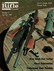 Rifle 7 March 1970