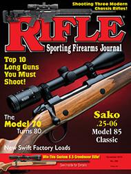 Rifle 289 November 2016