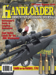 Handloader 291 August 2014