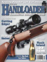 Handloader 298 October 2015