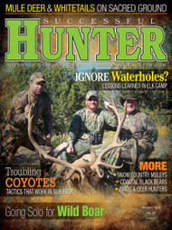 Successful Hunter 084 November 2016