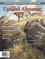 Upland Almanac 2016 Autumn