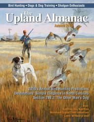 Upland Almanac 2015 Autumn