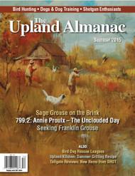 Upland Almanac 2015 Summer