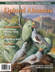 Upland Almanac 2015 Spring