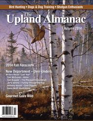 Upland Almanac 2014 Autumn
