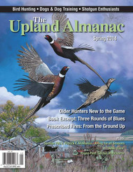 Upland Almanac 2014 Spring