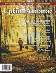 Upland Almanac 2013 Autumn