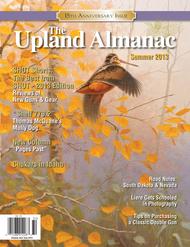 Upland Almanac 2013 Summer