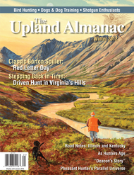 Upland Almanac 2012 Winter