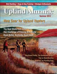 Upland Almanac 2012 Summer