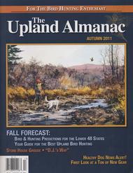 Upland Almanac 2011 Autumn