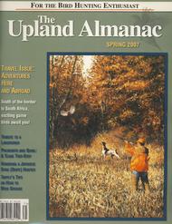 Upland Almanac 2007 Spring