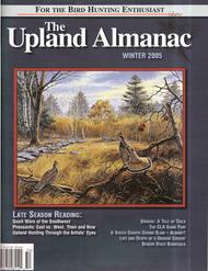 Upland Almanac Winter 2005, Vol 8 #3