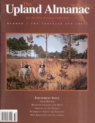 Upland Almanac 2003 Summer