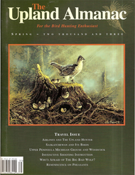 Upland Almanac 2003 Spring