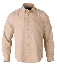 Phenix Shooting Shirt, Long Sleeve- Khaki