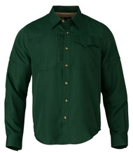 Phenix Shooting Shirt, Long Sleeve- Dark Olive
