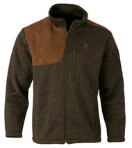 Bridger Shooting Jacket- Loden/Brown