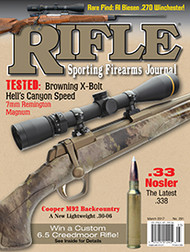 Rifle 291 March 2017
