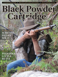 Black Powder Cartridge News 93 Spring 2016
