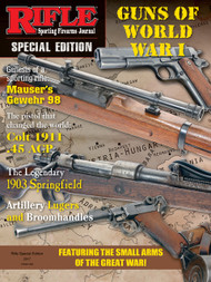 2017 Guns of World War I Special Edition