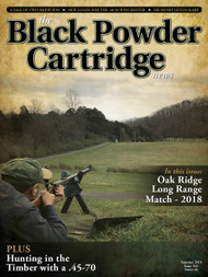 Black Powder Cartridge News 102 Summer 2018