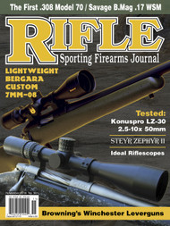 Rifle 301 September 2018