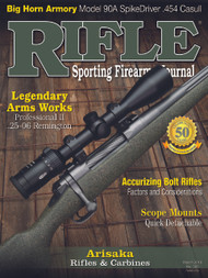 Rifle 303 March 2019