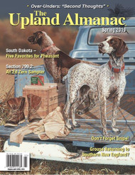 Upland Almanac 2019 Spring