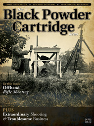 Black Powder Cartridge News 103 Fall 2018