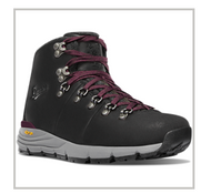 "WOMEN'S MOUNTAIN 600 4.5"" MIDNIGHT/PLUM 200G - M"