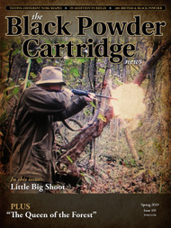Black Powder Cartridge News 105 Spring 2019