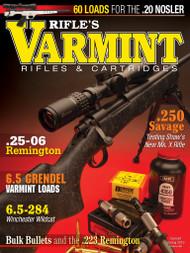 2019 Spring Varmint Rifles & Cartridges