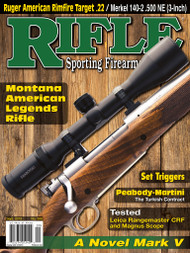Rifle 306 September 2019