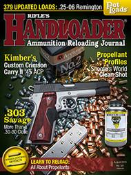 Handloader 321 August 2019
