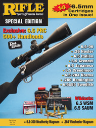 2019 6.5mm Cartridge Special Edition