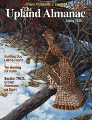 Upland Almanac 2020 Spring