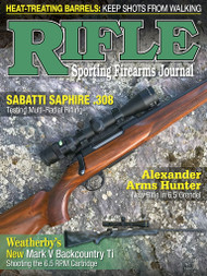 Rifle 309 March  2020