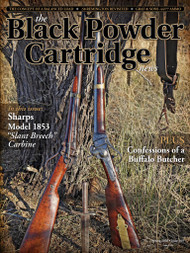 Black Powder Cartridge News 109 Spring 2020