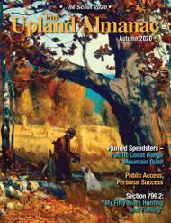 Upland Almanac 2020 Autumn