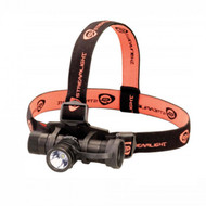 Protac HL USB Headlamp with 120V AC, Elastic and Rubber Straps- Clam