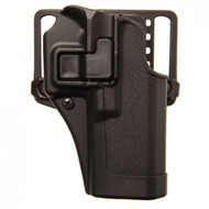 Blackhawk Serpa CQC Holster - Matte Black, Right Handed - GLOCK 19 / 23 / 32/36