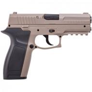 Crosman MK45 (BB)- CO2, Semi Auto Dual-Tone BB Air Pistol